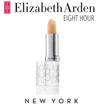 Elizabeth Arden 8 Hour Cream Lip Protection Stick SPF15 Clear Boxed 3.7g