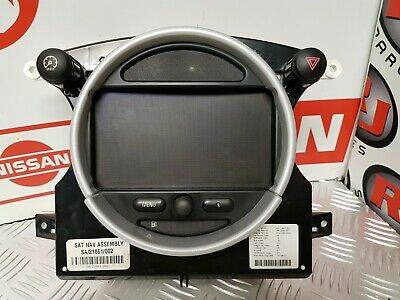 Mini Cooper R50 R52 R53 Sat Nav Screen Head Unit  Alpine 65.90-6 917 266 6917266