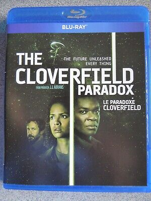 The Cloverfield paradox / Le paradoxe Cloverfield (Blu-ray 2019)