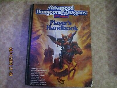 PLAYER'S HANDBOOK DUNGEONS & Dragons 5th ed  Full P-D-F Book