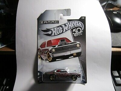 2018 Hot Wheels 50th Anniversary  Zamac #7/8 Plymouth Duster Thruster