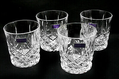Marquis by Waterford - Markham Double Old Fashioned Glasses - Set of 4 - Italy