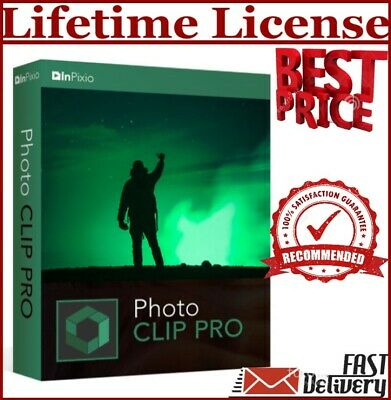 InPixio Photo Clip 9 Pro Photo Editor 🔥SERIAL NUMBER🔥OFFICIAL 30 sec Delivery