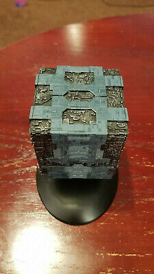 Eaglemoss Star Trek Tactical Borg Cube Diecast Model