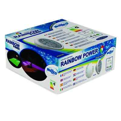 Rainbow Power - 12 LED Colores - Piscina