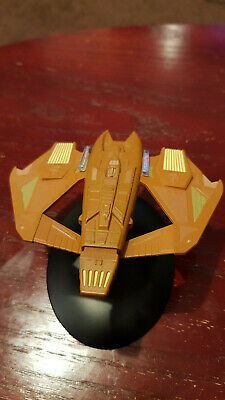 Eaglemoss Star Trek Vidiian Warship Diecast Model