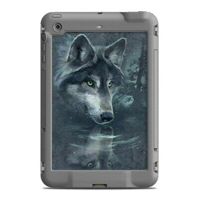 Sticker Decal Bark At The Moon by Antonia Neshev iPad Pro 9.7in Skin
