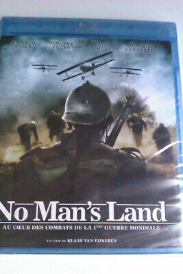 "BLU-RAY ""No Man's Land"" (1914 : 1ère Guerre Mondiale) NEUF SOUS BLISTER"