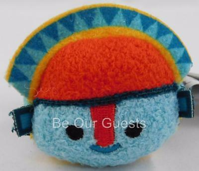 Disney Parks Tiki God Adventureland Tsum Tsum Plush Mini New