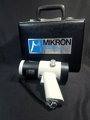 Micron Infrared Thermometer With Case