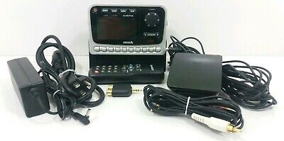 Sirius Radio Audiovox SIR-PNP2 Receiver w/Active Subscription XM