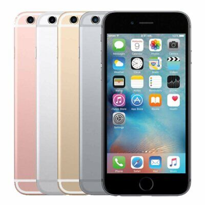 Apple iPhone 6s Plus Unlocked 16GB 64GB 128GB Gold/Silver/Grey/Rose Smartphone