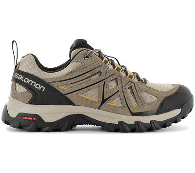 SALOMON MEN'S EVASION 2 Aero Hiking Shoes Castor Gray 10 D(M