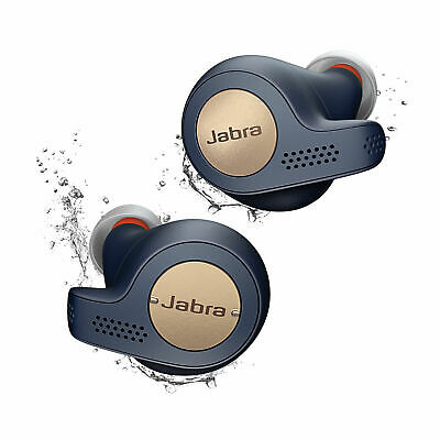Jabra Elite Active 65t Alexa True Wireless Sport Earbuds with Charging Case