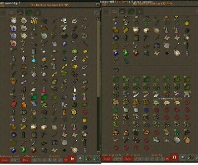 FULL GRACEFUL SERVICE Guide Runescape Osrs #1 Trusted Rs