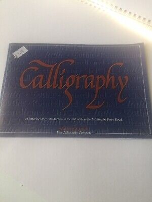 Caligraphy Instruction Booklet
