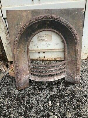 Cast Iron Fire Surround Solid Condition Pick Up Wollongong