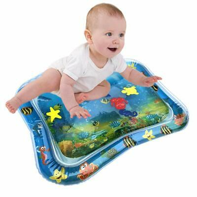 Inflatable Water Play Mat For Baby Infant Toddlers Mattress Best Fun Time AU