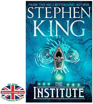 THE INSTITUTE Stephen King HARDCOVER BRAND NEW *FREE NEXT DAY DELIVERY*