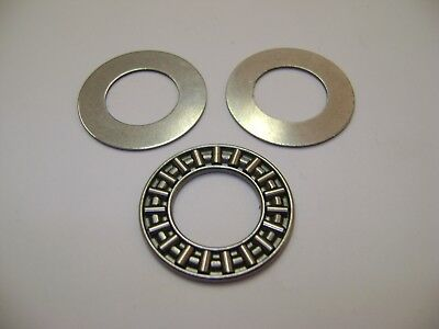 """Nta1018 Thrust Needle Roller Bearing With Two Washers 5/8"""" X 1-7/64"""" X 5/64"""""""