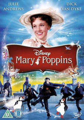 Mary Poppins - Julie Andrews - New Dvd