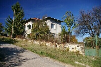 Auction - Freehold property house in Bulgaria with big land plot and outbuilding