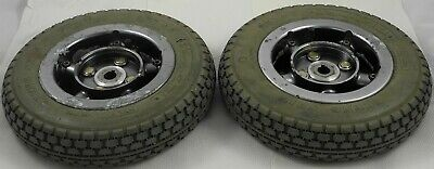 Shoprider Perrero Pair of Rear Wheels (2.50-6) Pneumatic Tyres with inner Tubes