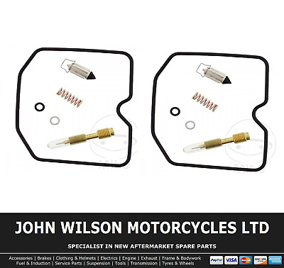 Triumph Thruxton 865 2006 Keyster Carb Carburettor Rebuild Kit