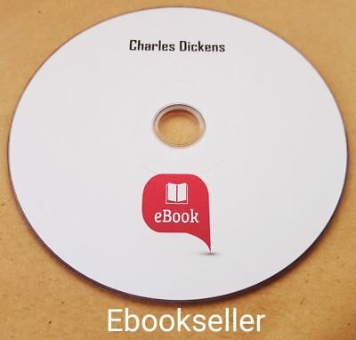 ebooks Charles Dickens, in mobi & epub, ebooks, to read on PC Kindle on Disc