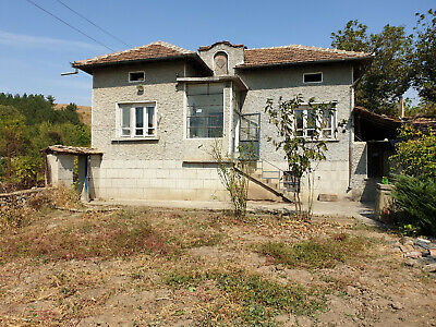 PAY MONTHLY - Private Bulgarian secluded hilltop home in Bulgaria south of VT