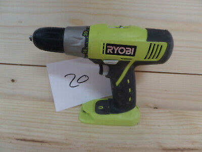 Ryobi 18V Cordless Drill Driver P271 (tool only) - Great Deal!