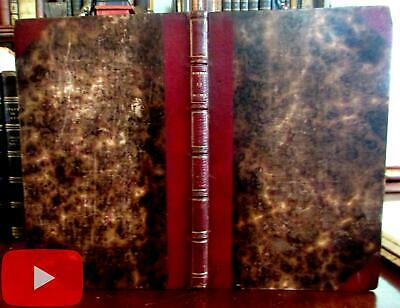Robert the Devil le Diable 1836 rare book 14th century manuscript miracles