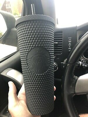 Fall 2019 Starbucks Matte Black Studded Tumbler Cup Limited Edition SOLD OUT