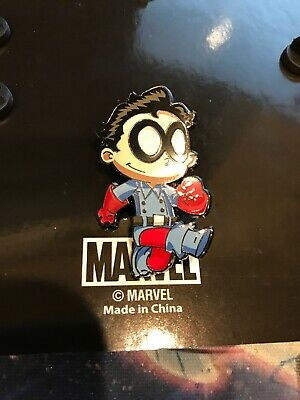 SDCC 2019 Skottie Young Bucky Blind Mystery Marvel Pin - Disney