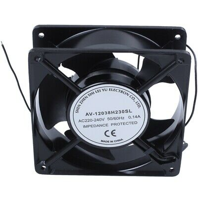 AC 220V-240V0.14A Brushless Cooler Cooling Fan 120mm X 120mm X38mm F1G1