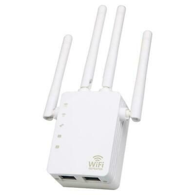 InkLink AC1200 WIFI Repeater,2.4G&5G 1200mbps Router Wireless Range Extender New