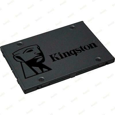 "Pour Kingston SSD Now A400 120GB 240GB 480GB 2.5"" SATAIII Solid State Drive BT02"