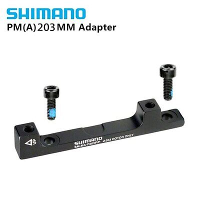 SHIMANO front PPM disc brake adapter SM-MA90 F 203 for PPM front 203mm Japan