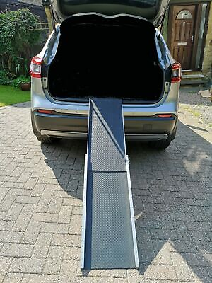 RSPCA Brand Portable Dog Pet Ramp for your Car or Caravan, Trailer or Boat