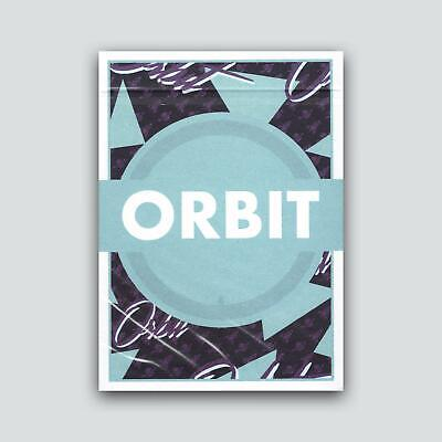 Orbit V7 Parallel Edition Playing Cards by Chris Brown - USPCC, Limited
