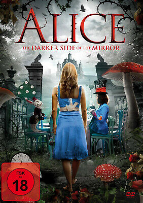 Alice-The Darker Side of the Mirror DVD