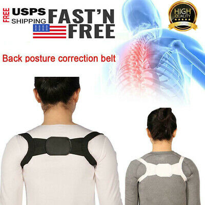 Invisible Back Posture Orthotics Corrector Shoulder Brace Belt ORIGINAL 2019