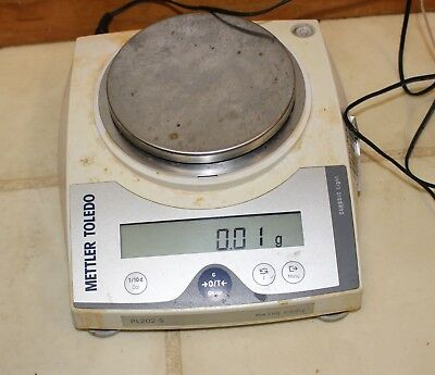 Mettler Toledo PL202-S 210g Max Digital Balance Scale Tested!!!
