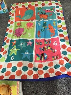 Nuby's Imagination Station Play Mat - Can be used outdoors