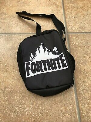 2019 Lunch Bag FORTNITE Insulated School Boys Girls Lunch Box Snack Picnic UK