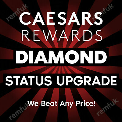 💎Caesars Rewards Diamond Status 💎