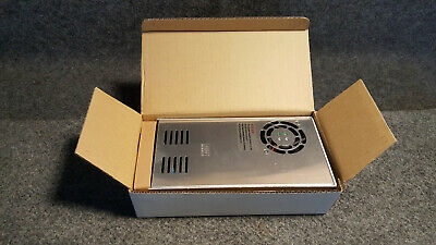 Mean Well S-320-24 320w 24 VDC Adjustable Power Supply 120 or 240 VAC Input