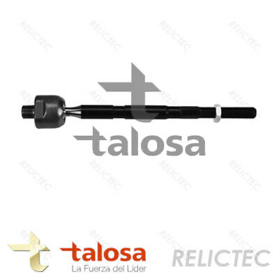 For Vauxhall Astra Mk5 2004-2010 Front Pair Inner Tie Rod Axle Joint