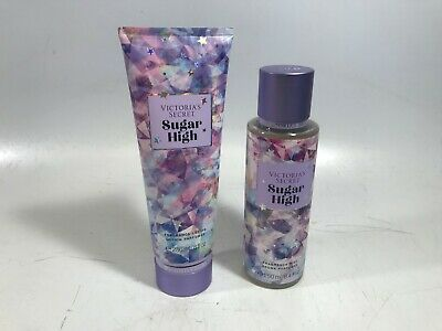 Victoria Secret - Sugar High - Fragrance Lotion & Mist (Set) - New!