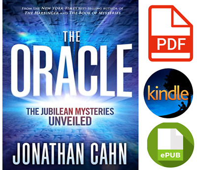 The Oracle:The Jubilean Mysteries Unveiled by Jonathan Cahn